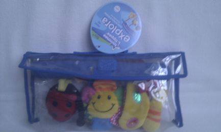 Adorable My 1st Baby Tommee Tippe Travel Toy